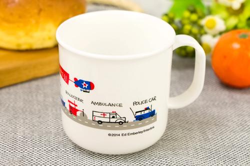 エド・エンバリー マグカップ  はたらくくるまの商品画像2