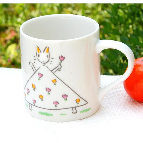 わたしのワンピース マグカップの商品画像1