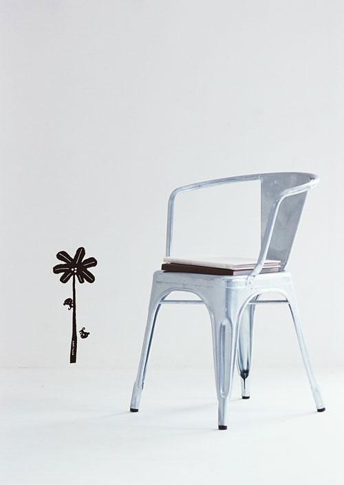五味太郎 ウォールデコ ヤシの木商品画像