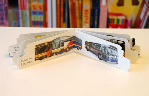 走る絵本 バスの商品画像3