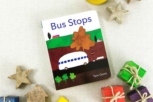 Bus Stops(バスがきた)
