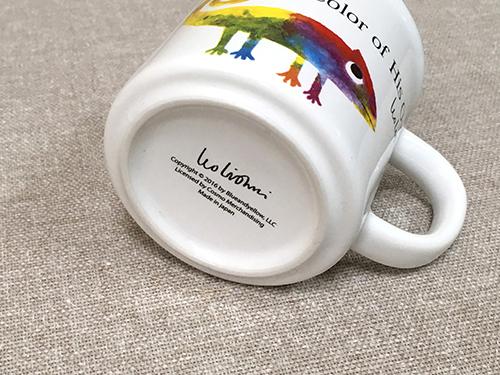 レオ・レオニ カメレオン マグカップの商品画像5