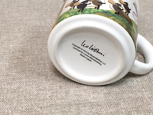 レオ・レオニ どうするティリー? 絵本&マグカップセットの商品画像4