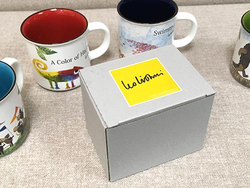レオ・レオニ カメレオン マグカップの商品画像6