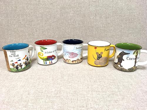 レオ・レオニ カメレオン マグカップの商品画像7