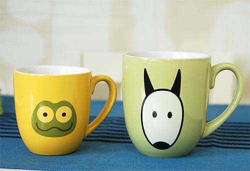 バムとケロ マグカップ バムの商品画像4