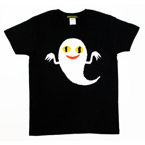 ねないこだれだ レディースサイズ(WL) おばけTシャツの商品画像1