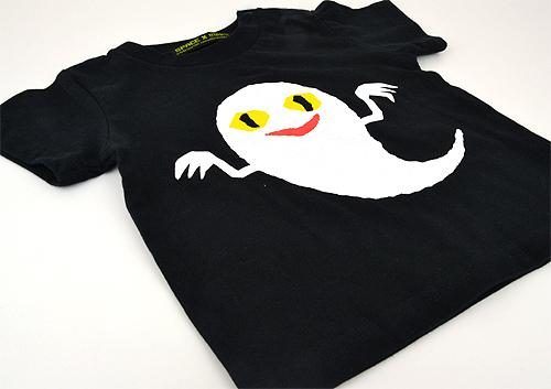 ねないこだれだ 100cm おばけTシャツの商品画像2