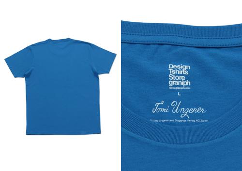 (M)すてきな三にんぐみTシャツブルーの商品画像3