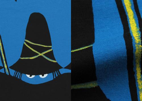 (M)すてきな三にんぐみTシャツブルーの商品画像4