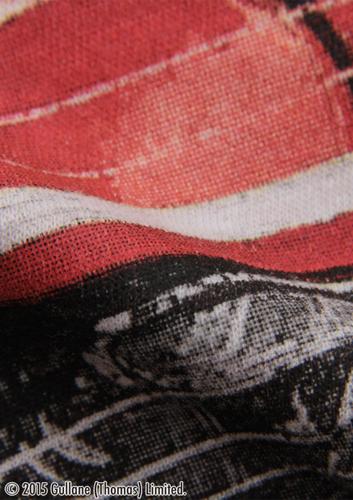 (90cm)きかんしゃトーマスTシャツ(ジェームス レッド)の商品画像4