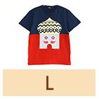 Tシャツ(半袖)L