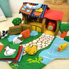 (2歳の子へ)布絵本・布おもちゃ