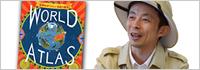 地球を旅する絵本&アプリ『WORLD ATLAS(ワールドアトラス)』編集担当宮田和樹さんインタビュー