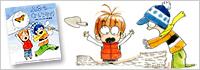 虫とり絵本第2弾!『ふゆのむしとり?!』はたこうしろうさん、奥山英治さんインタビュー