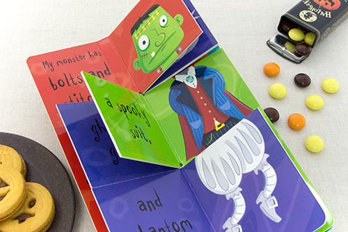 洋書絵本で盛り上げるハロウィン♪ いたずら心、遊び心が詰まったしかけ絵本