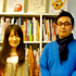 林木林(はやしきりん)さん、西村敏雄さん