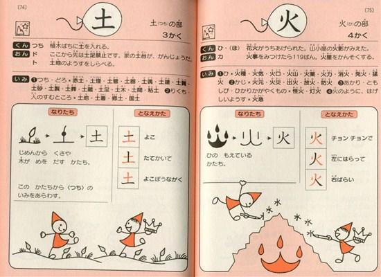 漢字 小学3年生漢字ドリル : おぼえる 漢字の本 小学1年生 ...