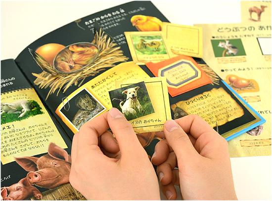 5歳からのラルース びっくり百科事典 どうぶつのあかちゃん