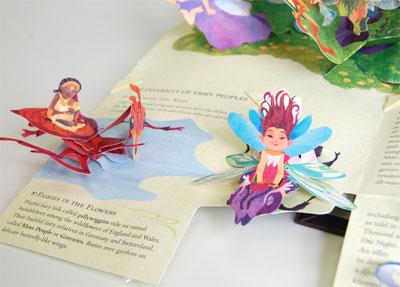 妖精と魔法の生き物