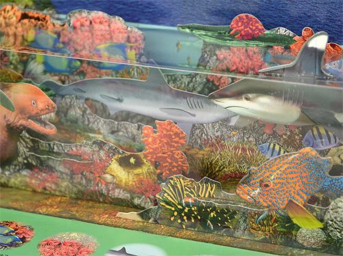 科学しかけえほんシリーズ 海洋探検 海岸の潮だまりから水深6000mの深海へ