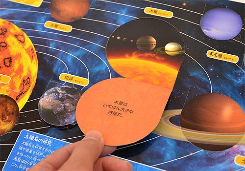 太陽系のふしぎ
