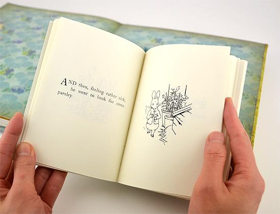 ビアトリクス・ポターの日記 しかけえほん
