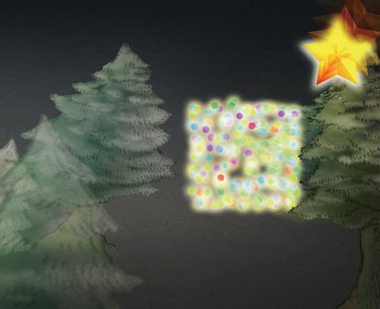 クリスマスの足音 パラパラブックスvol.7