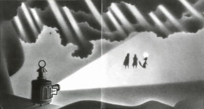 宮沢賢治の絵本 雪わたり