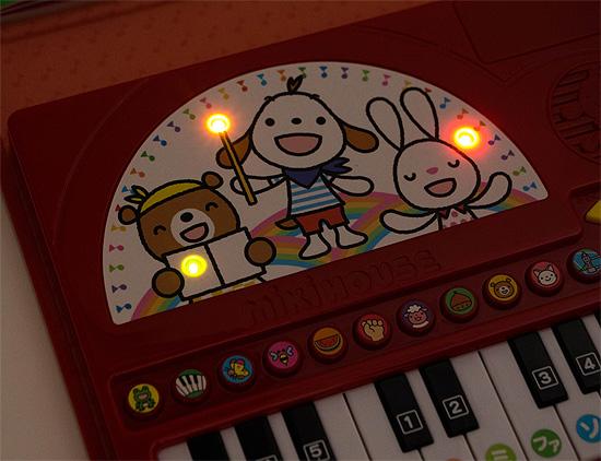 ポカポカフレンズのおんがくえほん ピアノ