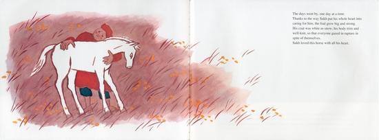 英日CD付 英語絵本 スーホの白い馬 Sukh's White Horse