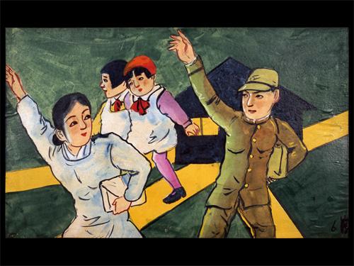(デジタル)原爆の落ちたヒロシマ