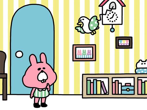 (デジタル)PUNNY & HAT 〜Petit Bonheur…ちいさなしあわせ〜