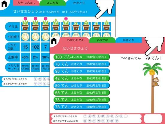 (デジタル)小学5年漢字:ゆびドリル