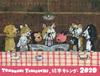 TOMONORI TANIGUCHI 絵本カレンダー2020