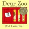 Dear Zoo (どうぶつえんのおじさんへ 洋書版) ボードブック
