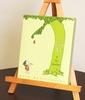 おおきな木 スリップケース入り(The Giving Tree Slipcase Mini Edition)