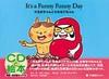 英日CD付 英語絵本 だるまちゃんとかみなりちゃん It's a Funny Funny Day