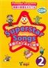 Superstar songs英語のおとあそび教室 英語のうたのワ−クブック phonemic aw 2