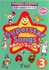 Superstar songs英語のおとあそび教室 英語のうたのワ−クブック phonemic aw 3