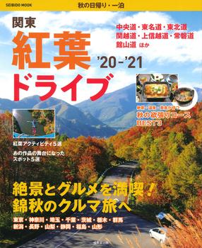 秋の日帰り・一泊 関東 紅葉ドライブ  '20〜'21
