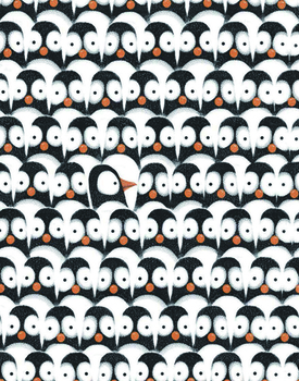 ペンギンのこまりごと