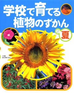 学校で育てる植物のずかん 夏