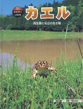 科学のアルバム・かがやくいのち カエル 両生類と水辺の生き物