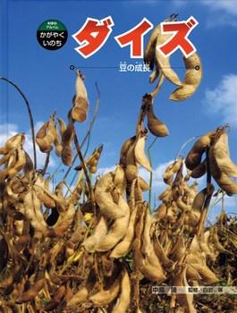 科学のアルバム・かがやくいのち ダイズ 豆の成長