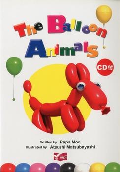 The Balloon Animals (CD付き絵本)