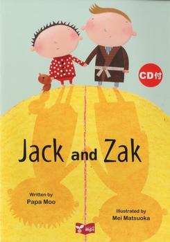 Jack and Zak (CD付き絵本)