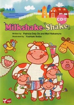 Milkshake Shake (CD付き絵本)