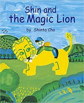 Shin and the magic lion