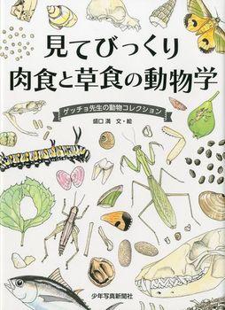 見てびっくり 肉食と草食の動物学